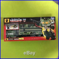 A Baignade Ape sur Mesure Transformers Convoy Eipumo Vert Rouge Noir Figure Neuf