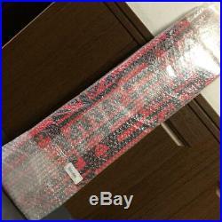 A de Bain Ape Aape Planche Skateboard Rouge Noir Véritable de Japon Neuf