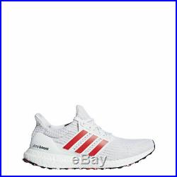 Adidas Homme Ultra Augmentation Neuf en Boîte Blanc/Rouge DB3199