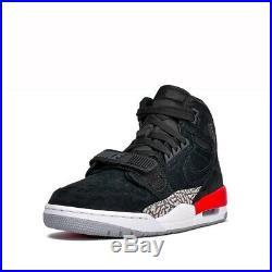 Air Jordan Legacy 312 Noir/Black-Fire Rouge AV3922 060 Neuf en Boîte
