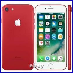 Apple Iphone 7 128GB Smartphone Neuf Rouge/Noir /Or/Rose GARANTIE 1 ANS