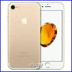 Apple Iphone 7 32GB Smartphone Neuf Rouge/Noir /Or/Rose GARANTIE 1 ANS
