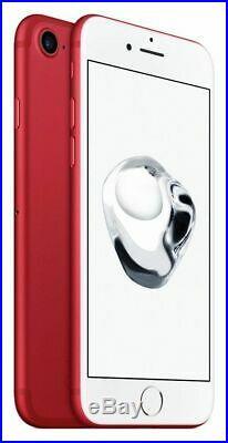 Apple iPhone 7 128Go Rouge Mat Débloqué Garantie iOS FR Smartphone Caméra NEUF