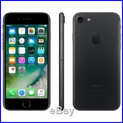 Apple iPhone 7 32 Go 64 Go 128 Go, Débloqué, Noir, Rose, ROUGE. Neuf