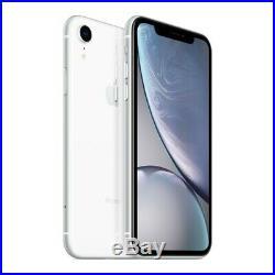 Apple iPhone Xr 64 Go Double SIM Blanc (Désimlocké) Reconditionné à Neuf