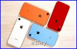 Apple iPhone Xr 64 Go Double SIM Bleu (Désimlocké) Reconditionné à Neuf