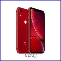 Apple iPhone Xr 64 Go Double SIM (PRODUCT)RED (Désimlocké) Reconditionné à Neuf