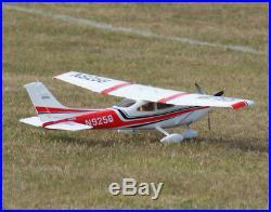 Art Tech Cessna 182 500 RTF Prêt à Voler Basket RC Avion Modèle 1.3m Neuf