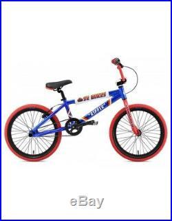 BMX SE BIKES Ripper 2019 neo rétro SEBIKES bleu noir rouge NEUF