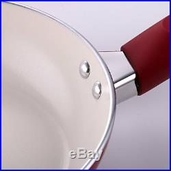 Batteries de cuisine Rouge COOKSMARK NEUF
