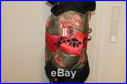 Bogner Manda D Femme Ski Veste Noir Rouge Toutes Tailles Neuf avec Étiquette