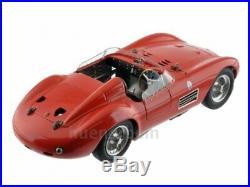 CMC M-105 Maserati 300 S Rouge 1956 118 Neuf + Emballage D'Origine