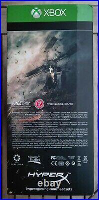 Casque gamer HyperX CloudX Revolver Gears of War Xbox One et Windows NEUF