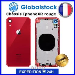 Chassis Arriere Iphone 8/8plus/x/xr/xs/xsmax /11 Nu Complet Neuf