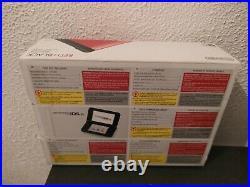Console NINTENDO 3DS XL ROUGE / NOIRE PAL NEUF JAMAIS OUVERTE