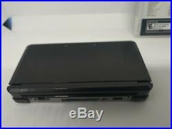Console Nintendo 3DS noir + 480 jeux + chargeur neuf + housse noire