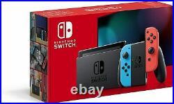 Console Nintendo Switch Avec Jeu The Legend Of Zelda Link's Awakening Neuf
