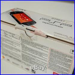 Console SONY PSP E1004 Noir Pal NEUF Boite OUVERTE