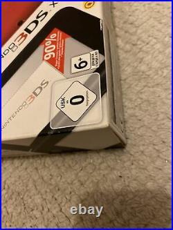 Console de jeux new Nintendo 3ds xl rouge 3ds double écran neuf neuve pack