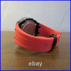 Custom Casioak Black Red Casio G-shock Ga2100 Neuf Style Ap Royal Oak