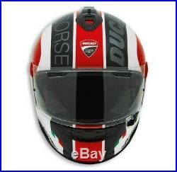 Ducati Arai Chaser X Corse SBK 4 Casque Rouge Noir Blanc Neuf 2020