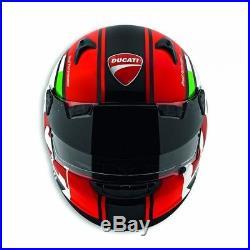 Ducati Arai Quantum st Pro Type Casque Casque Rouge Noir Tricolore Neuf