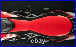 Ducati Basse Banquette Siège Seat Bench Noir Rouge Hypermotard 950 (Rve) Neuf