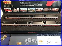 ELECTROTREN 3309 K TEE Coffret rame 8 voitures TALGO III RD en HO, état neuf