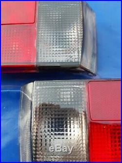 Feux Arrière VW Golf 1 Cabriolet Noir Rouge Noir/Rouge Frankani Neuf