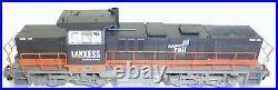 G 1206 Locomotive Diesel Lanxess Ep6 Piko 47228 TT 1120 Neuf #HK5 Å