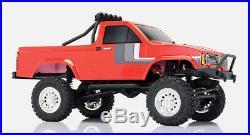 Graupner Télécommande Toyota Hilux Pick-Up Camion Rouge Neuf en Boite F133
