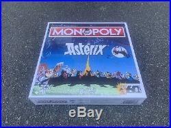 Hasbro Monopoly Astérix 60 Ans d'Astérix 2019 RARE NEUF SOUS BLISTER
