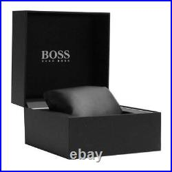 Hugo Boss IKON, Chrono Acier pour Hommes 44MM (HB1512965) Neuf, Liste