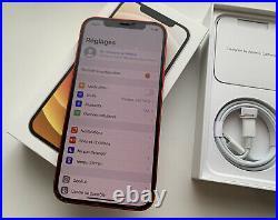 IPhone 12 Rouge 64 Go avec Accessoires ÉTAT NEUF DÉBLOQUÉ