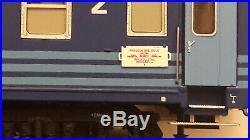 Issu de LS Models 42402 2 x I5 Bc Freccia Del Sole SNCB NMBS Ep. IV neuf HO