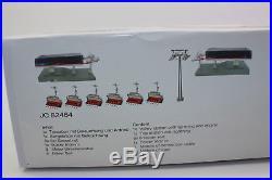 Jägerndorfer 82464 H0 Sesselbahn Rouge/Gris/Noir 187 Neuf Emballage D'Origine