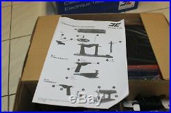 Jägerndorfer Jc 84394 Uni-G Jeu Complet Gris/Rouge/Noir 13 2 Neuf + Emballage
