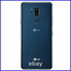 LG G7 ThinQ LMG710EM Smartphone 4G LTE 64 Go Neuf Noir/Rose/Rouge/Bleu/Gris