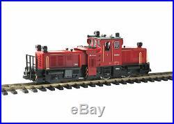 LGB 21670 Locomotive Diesel Schienenreinigungslok Mzs Échelle G Neuf