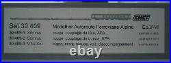 LS MODELS SNCF 30409 coffret Modalhor autoroute ferroviaire alpine NEUF