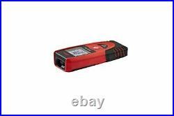 Leica Télémètre laser Disto Bluetooth 40 m - D1 Noir/rouge NEUF