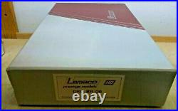 Lemaco HO-25 Br 06 001 DRG Noir-Rouge Avec Générateur de Fumée Neuf IN Ovp 1 325
