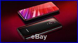 Lenovo Z5 Pro GT Noir et Rouge 256Go + 8Go RAM Snapdragon 855 Dual SIM État neuf