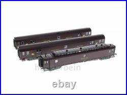 Ls Models 40422 3er Jeu SNCF Voiture de Poste Pa + Paz Bordeaux Ep. 4 Neuf + Ovp