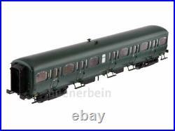 Ls Models 42176 3er Jeu Sncb 2. Kl. Voiture de Tourisme Nord Belge Vert Ep4 Neuf+