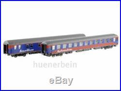 Ls Models 46039 Jeu Bahn Touristik Express 2-tlg. Wlabm + Bvcmz Ep6 H0 Neuf +