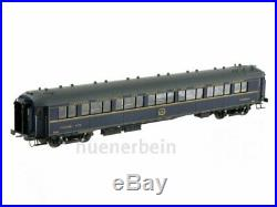 Ls Models 49214 Ciwl Schlaf-Wagen Type Wl Z3 Bleu/Gris Ep3 Monogram Limit Neuf+