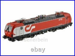 Ls Models 98101 Siemens Vectron ES46B1 CP 4715 Dc Rouge/Gris Ep6 H0 Neuf + Ovp