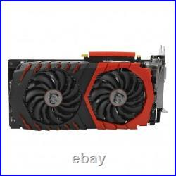 MSI GeForce GTX 1080 Gaming X 8G (V336-001R) noir/rouge (État Comme Neuf)