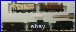 Maerklin 4510 Set de Wagons Le K. W. St. E. 5-teilig Neuf Échelle H0